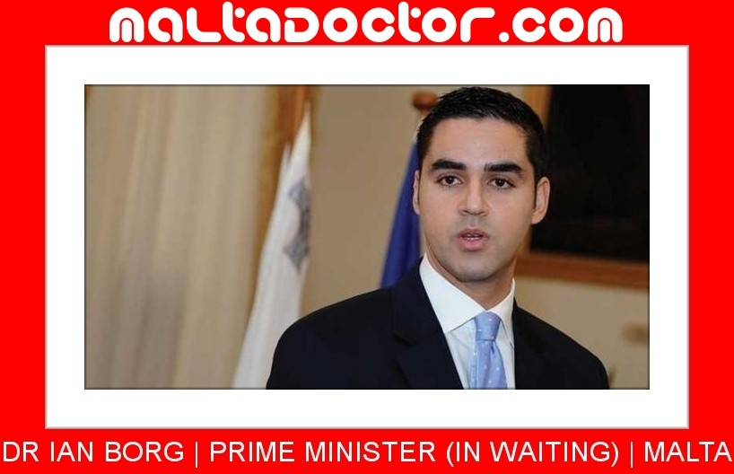 Dr Borg | The Next Prime Minister Of Malta | Eat Your Heart Out , Dr Abela | Tough Luck , Dr Fearne