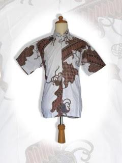 Info Contoh Model Baju batik Modern 2013 Lengkap