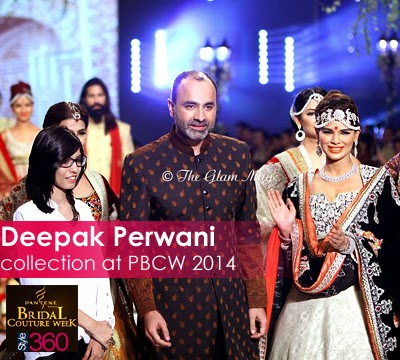 Deepak Perwani Collection at PBCW 2014