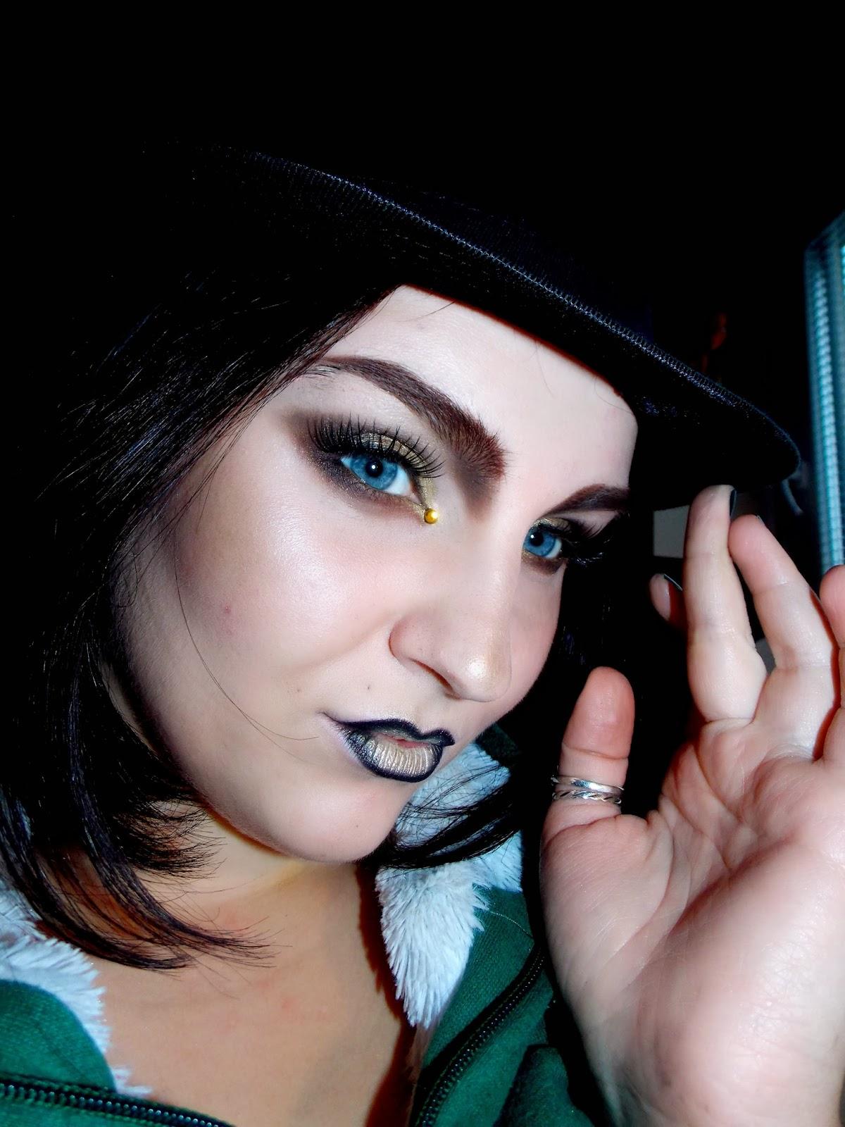 Deja Zu Makeup Series Seven Deadly Sins Greed