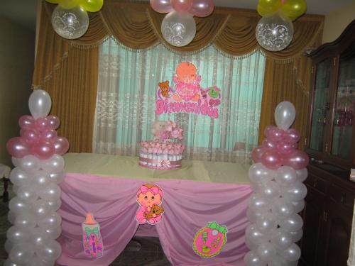 Ideas para tus fiestas tematicas mayo 2011 - Decoracion para baby shower ...