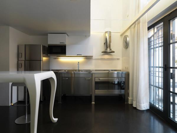 Modelos Y Diseños De Cocinas Abiertas