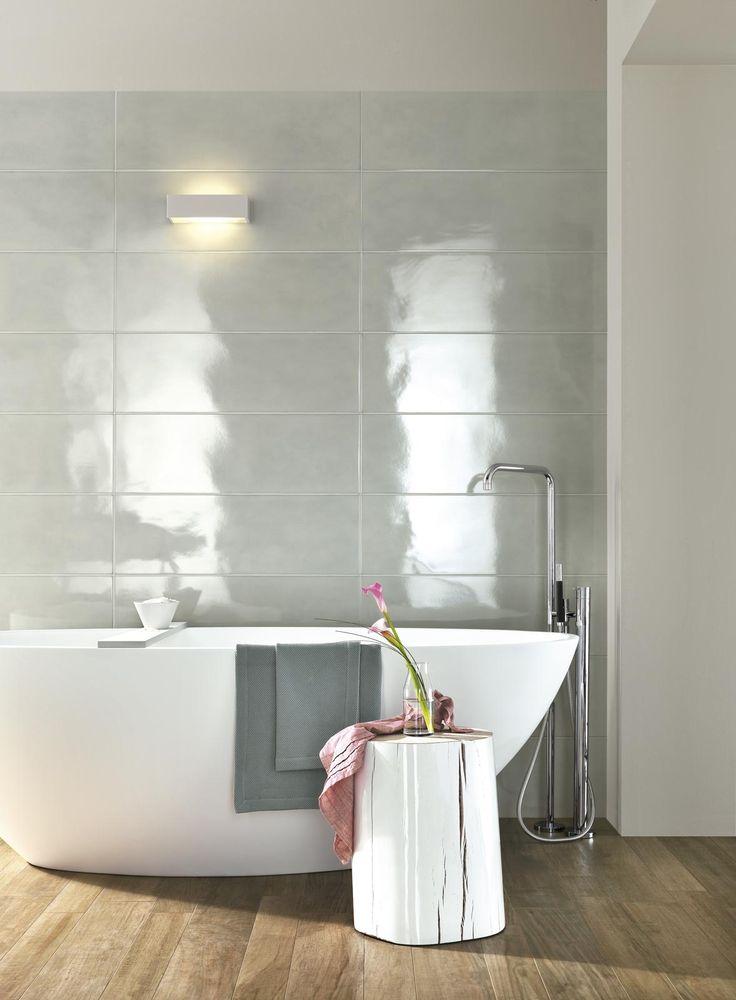Otthon és dekor: Fahatású padló a fürdőszobában