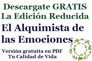 "Descarga GRATIS ""El Alquimista de las Emociones"" Versión Reducida"