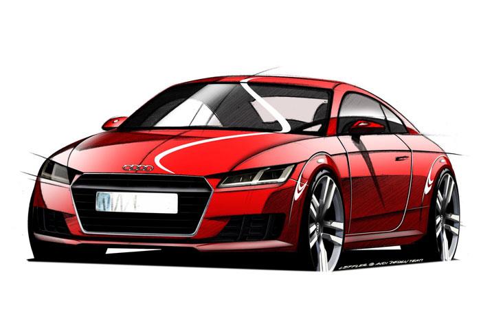 Llega la tercera generación del Audi TT