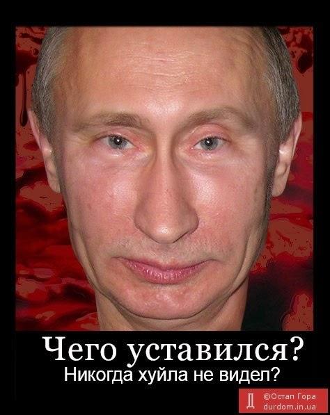 """""""Украинское руководство  вышибает деньги, представляя себя в качестве жертвы агрессии"""", - Путин об эскалации конфликта на Донбассе - Цензор.НЕТ 3185"""