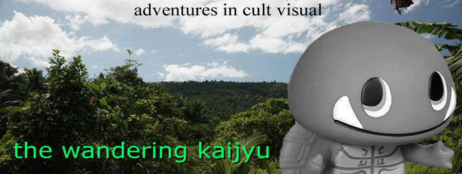 The Wandering Kaijyu