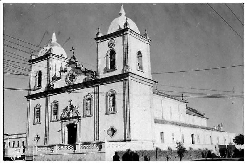 Igreja da Matriz de Nossa Senhora da Piedade de Barbacena MG