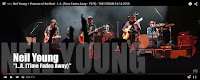 """Neil Young + Promise of the Real, 14. Oktober, The Forum"""", Inglewood, Kalifornien"""