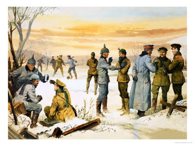 The discovery enterprise the christmas truce of 1914