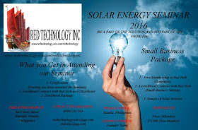 Solar Energy Seminar Organized by Red Tech
