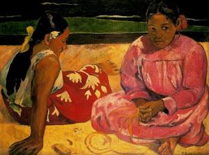 Obra de Gauguin.