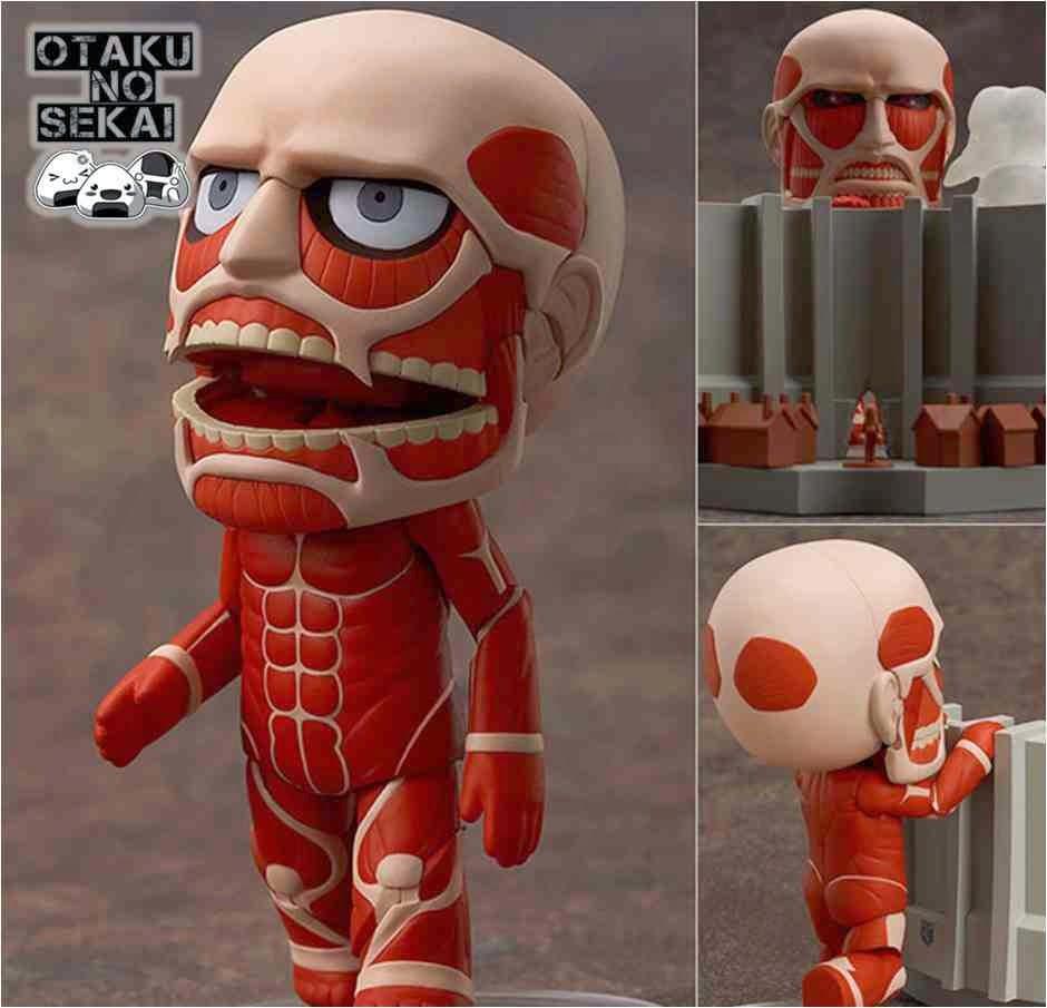 Titan colosal Nendoroid