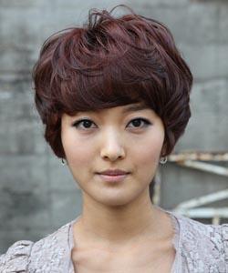 Description : Gaya model rambut untuk wajah bulat dan pipi tembem akan ...