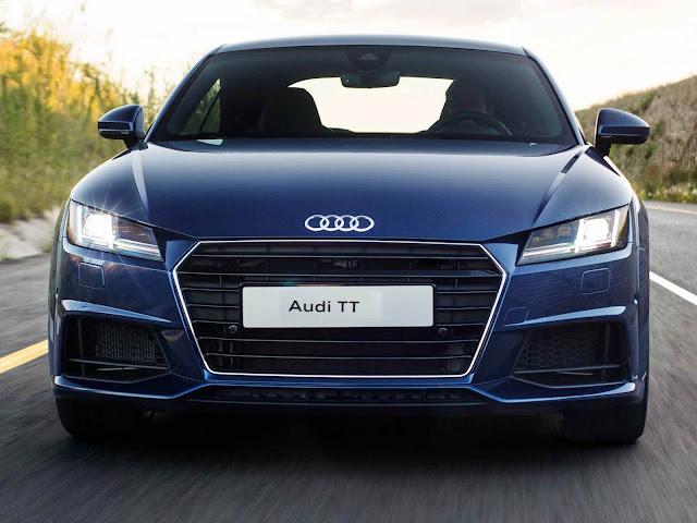 Novo Audi TT 2015