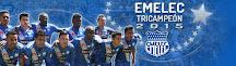 EMELEC Tri Campeón 2015