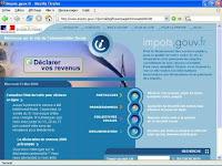 impot.gouv.fr impots-declarations-sur-les-revenus irpp dates limites dépot declarer déclarer déclarations déposer envoyer transmettre 2011 2012
