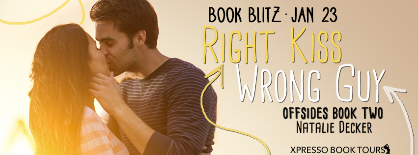 Right Kiss Wrong Guy Book Blitz
