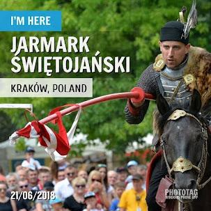 Jarmark Świętojański - Kraków 21.06.2018 (cover)