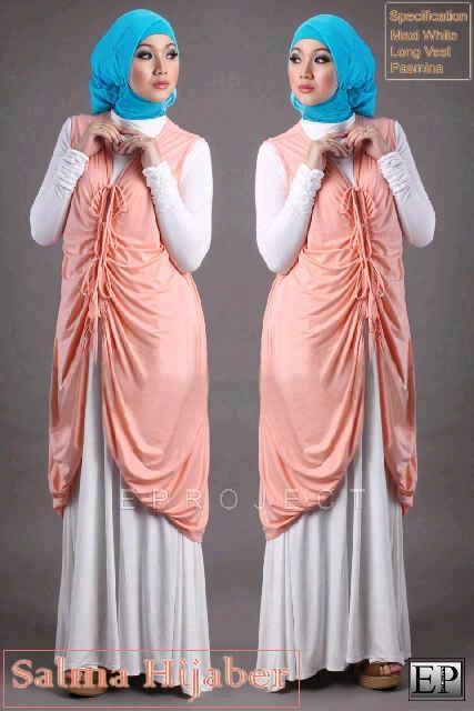 Semoga info Model Trendi Baju Gamis Busana Muslim Terbaru 2013 ini