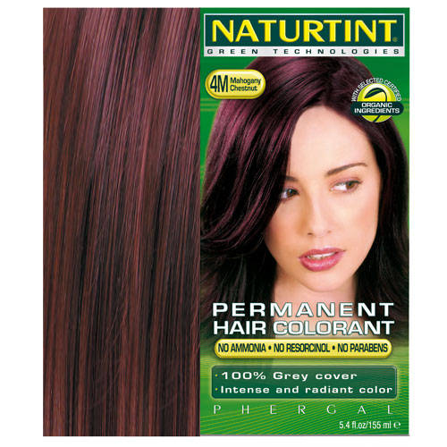 London Beauty Queen: Naturtint hair dye