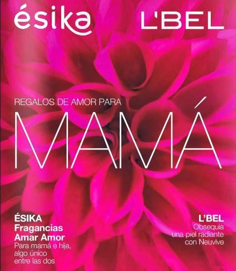 catalogo unificado esika lbel C-7 chile 2014