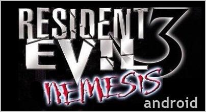 resident evil 3 nemesis apk para android