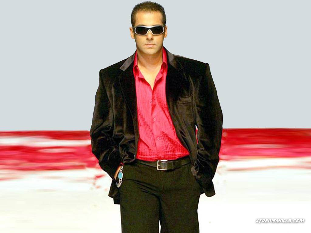Salman Khan Red Shirt