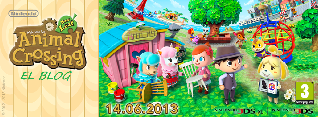 Animal Crossing: El Blog
