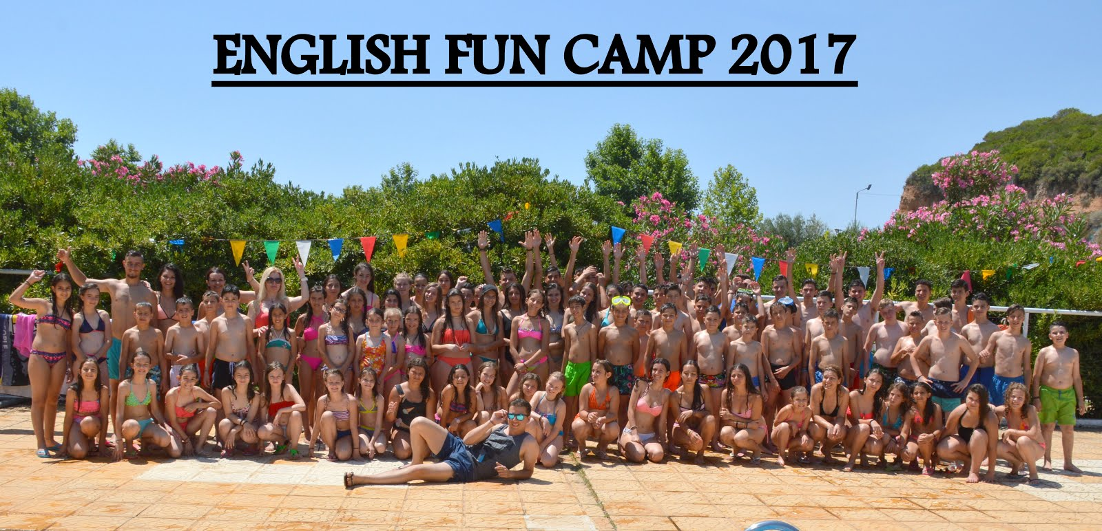 English Fun Camp 2017