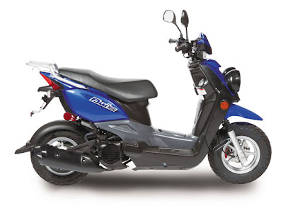 2012 Yamaha BWS 50