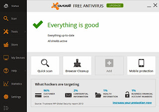 Download Avast! Internet Security 2014 License Key Until 2016 Full Version