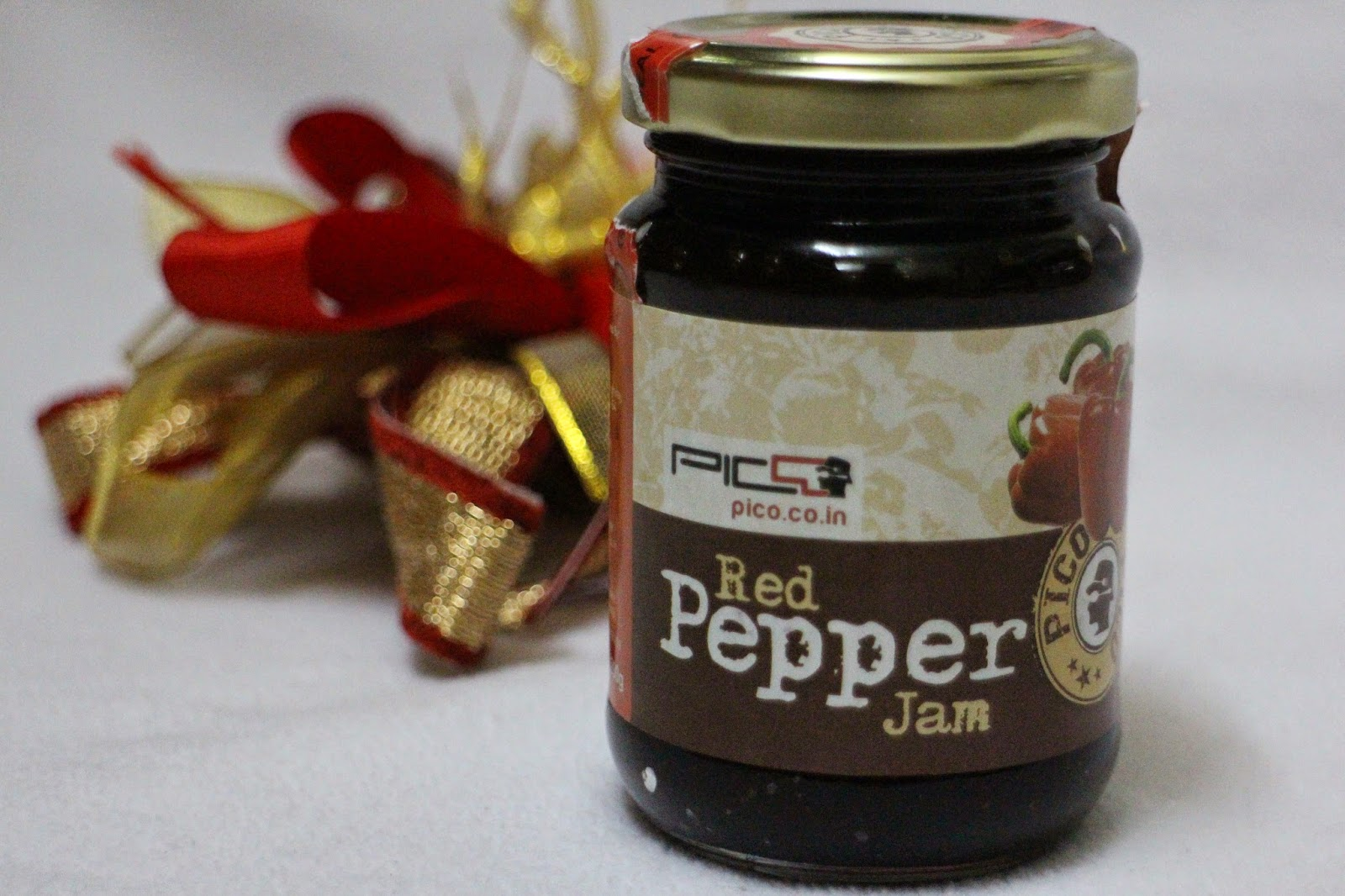 Godrej Nature's Basket, Pico, Jam, Red Pepper Jam, Food