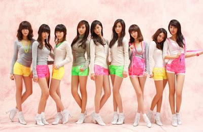 Girls Generation - The Boys Lyrics