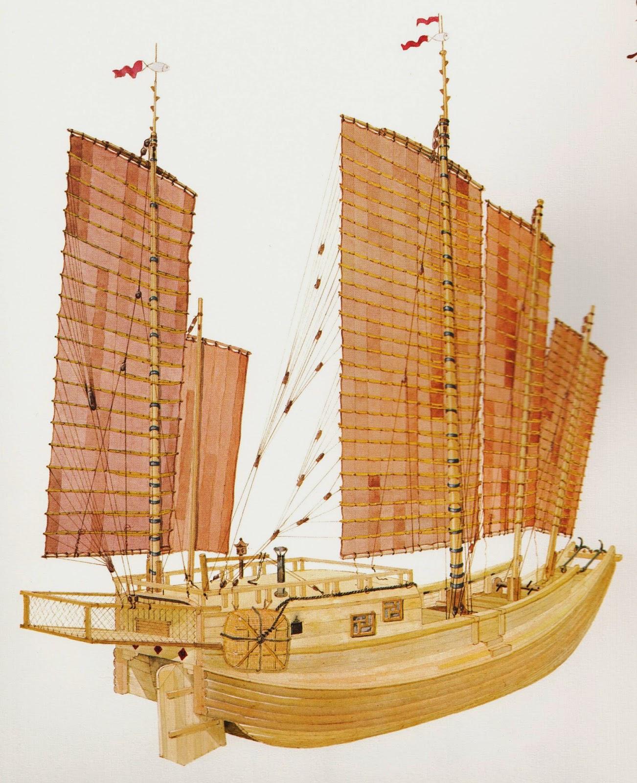 sha-ch'uan or sand boat