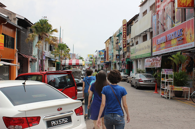 Little India Penang Malaysia