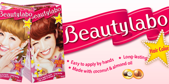 review beautylabo hair color