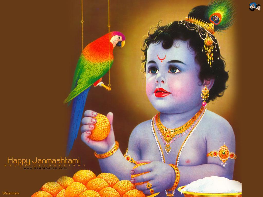 Krishna god wallpaper