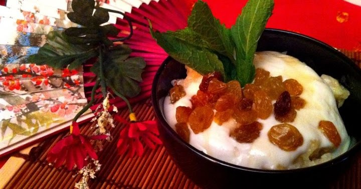 ... Presents...: Tibetan Honey and Apple Broken Rice Pudding (serves 8