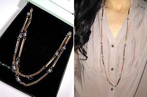 Jewelmint Easy Rider Necklace Review