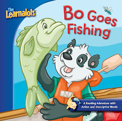 Bo Goes Fishing