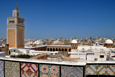 La mosquée Ezzitouna