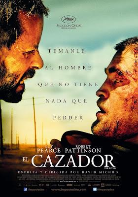 The Rover (El Cazador) (2014) [Latino]