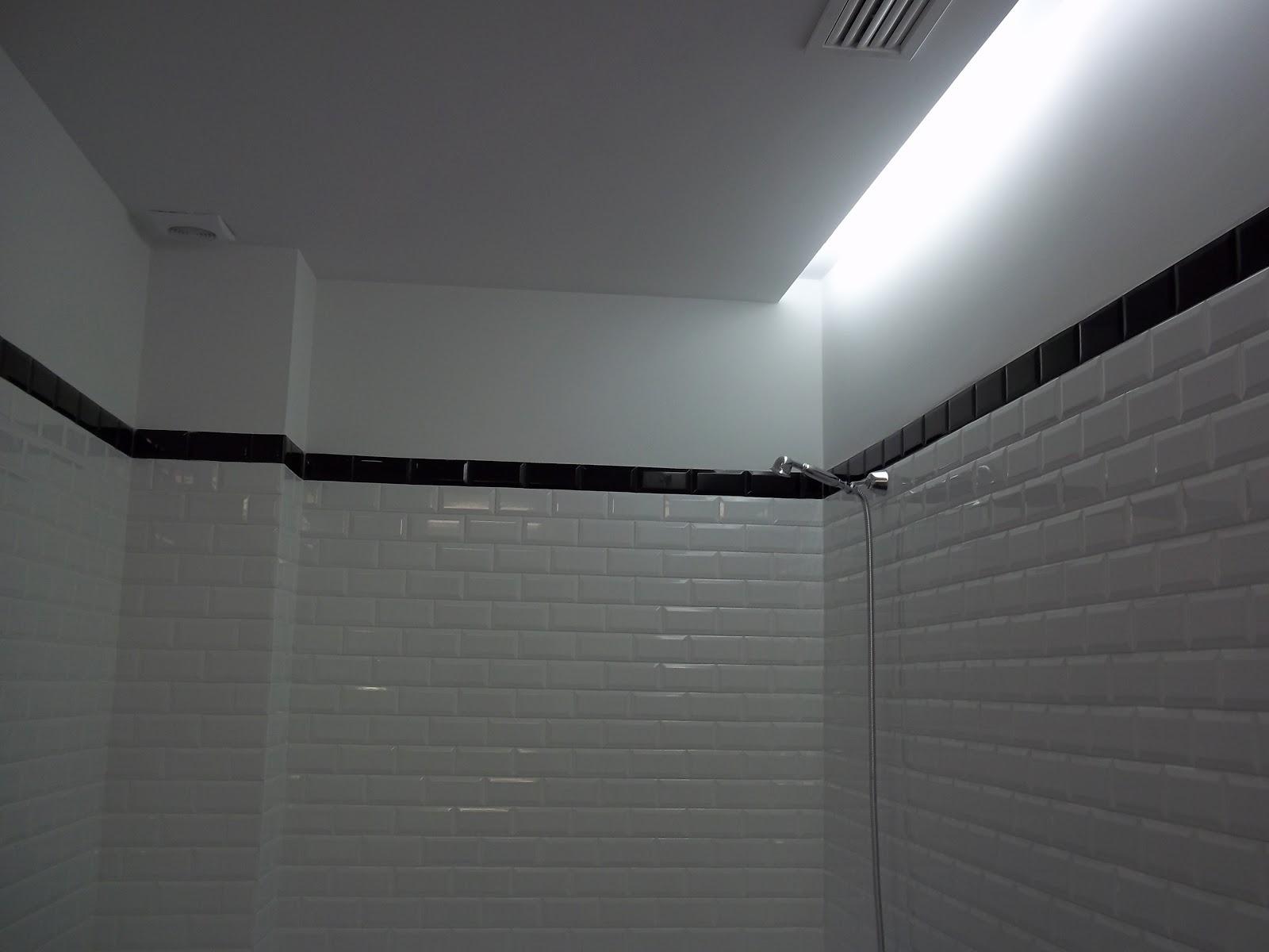Habitania construcciones y reformas iluminaci n - Falsos techos para banos ...