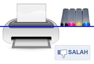 Tabung Infus Printer