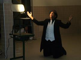 "monólogo teatral ""OS MALEFÍCIOS DO TABACO"", de Anton Tchekhov."