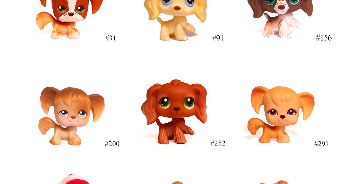 nicole s lps blog   littlest pet shop pets spaniel