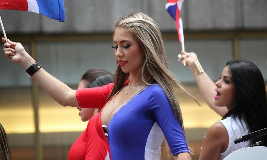 Desfile Nacional dominicano de Nueva York USA
