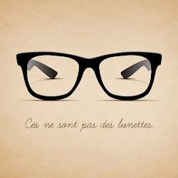 Ces ne sont pas des lunettes