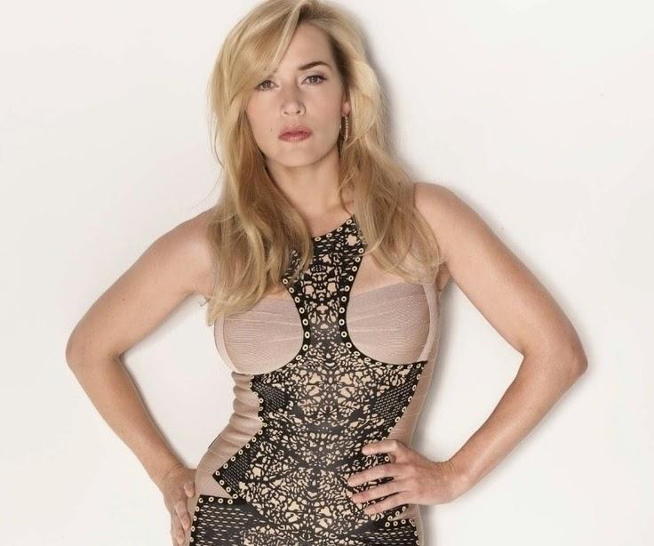 Kate Winslet Beautiful Dress Photography